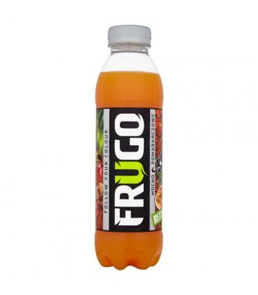Frugo Pomarańczowe Napój wieloowocowy niegazowany 500 ml
