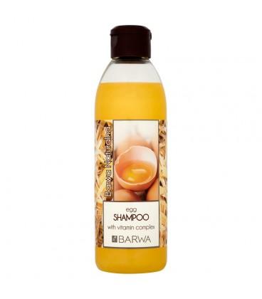 Barwa Naturalna Szampon jajeczny regenerujący z kompleksem witamin 300 ml