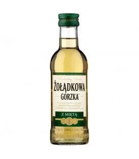 Żołądkowa Gorzka z miętą Likier 200 ml