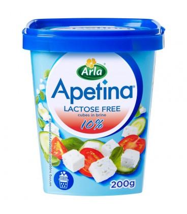 Arla Apetina bez laktozy Ser w kostkach 200 g