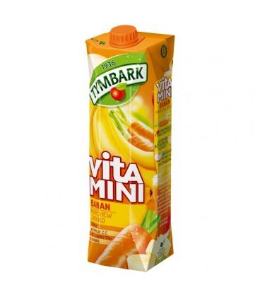 Tymbark Vitamini Banan marchew jabłko Sok 1 l