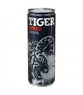 Tiger Speed napój energetyzujący 250 ml puszka