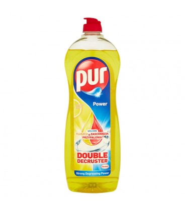 Pur Power Lemon Extra Płyn do mycia naczyń 900 ml
