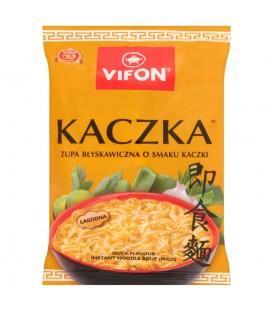 Vifon Kaczka Zupa błyskawiczna o smaku kaczki łagodna 70 g