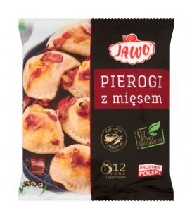 Jawo Pierogi z mięsem 450 g