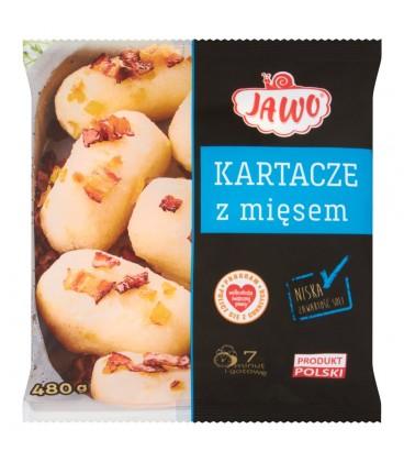 Jawo Kartacze z mięsem 480 g