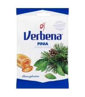 Verbena Pinia Ziołowe cukierki 60 g