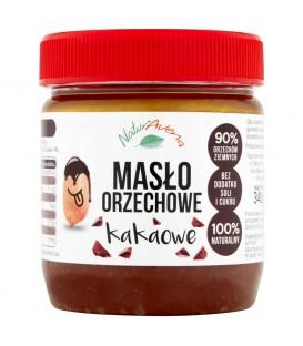 NaturAvena Masło orzechowe kakaowe 340 g