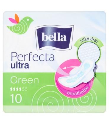 Bella Perfecta Ultra Green Podpaski higieniczne 10 sztuk