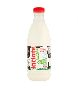 Mleko Łaciate 3,2% 1L butelka PET