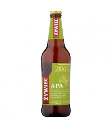 Żywiec APA Piwo jasne 500 ml