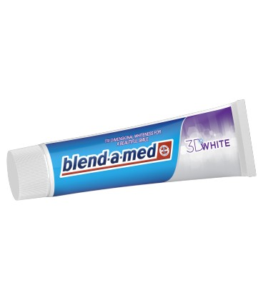 Blend-a-med 3DWhite Pasta do zębów 100 ml