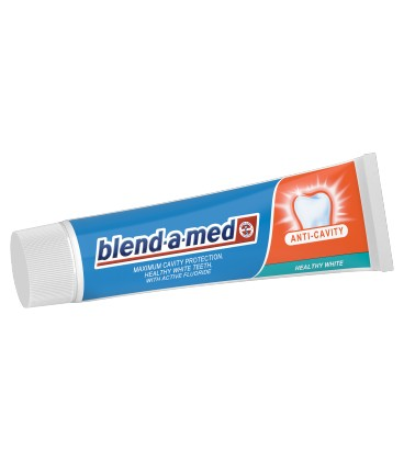 Blend-a-med Anti-Cavity Healthy White Pasta do zębów 100 ml