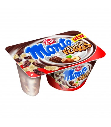 Monte Choco Flakes / Waffle Sticks 125g