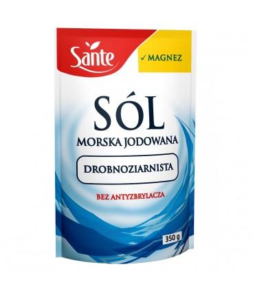 SANTE SÓL MORSKA Z MAGNEZEM SANTE 350 g.
