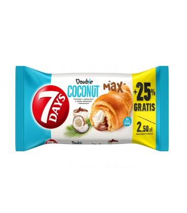 7 Days Max Double Kakowo-kokosowy 110g