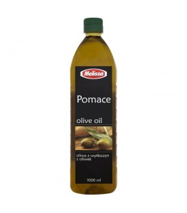 Melissa Pomace Oliwa z wytłoczyn z oliwek 1000 ml