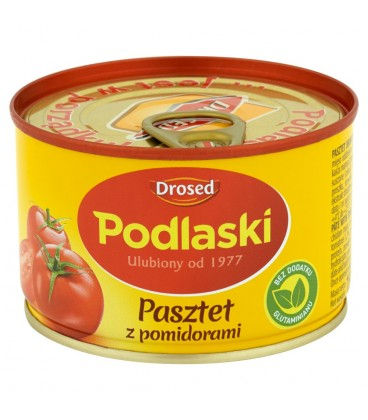 Drosed Podlaski Pasztet z pomidorami 155 g