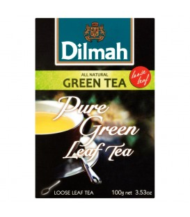 Dilmah Pure Green Herbata zielona 100 g