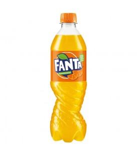 Fanta Pomarańczowa Napój gazowany 500 ml