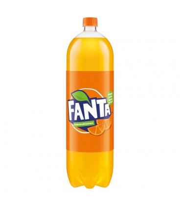 Fanta Pomarańczowa Napój gazowany 2,25 l