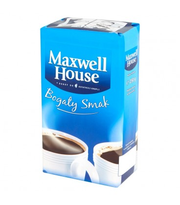 Maxwell House Bogaty Smak Kawa mielona 250 g