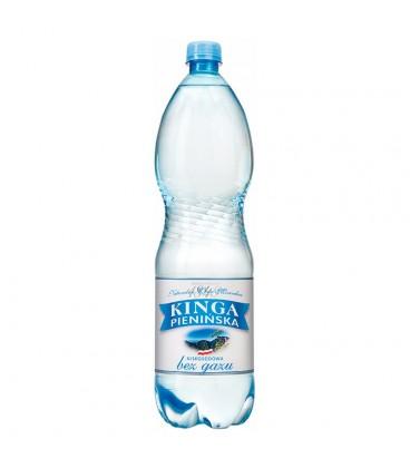 Kinga Pienińska Naturalna Woda Mineralna bez gazu 1,5 l