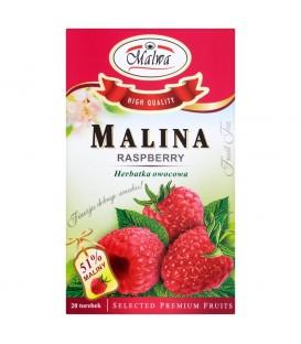 Malwa Malina Herbatka owocowa 40 g (20 torebek)