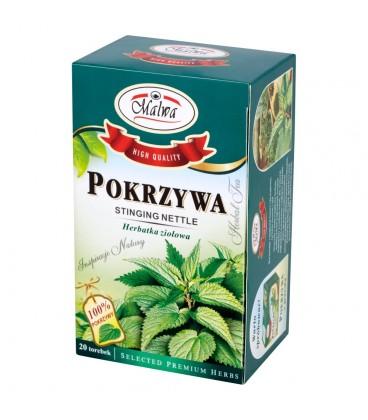 Malwa Pokrzywa Herbatka ziołowa 30 g (20 torebek)