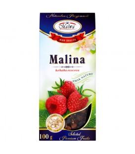 Malwa Malina Herbatka owocowa 100 g