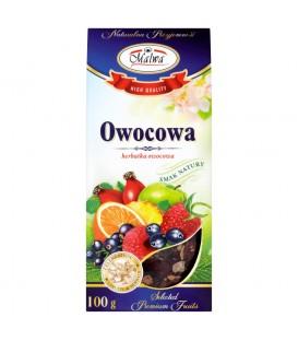 Malwa Owocowa Herbatka owocowa 100 g