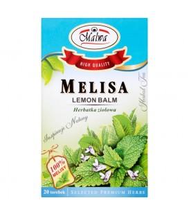 Malwa Melisa Herbatka ziołowa 40 g (20 torebek)