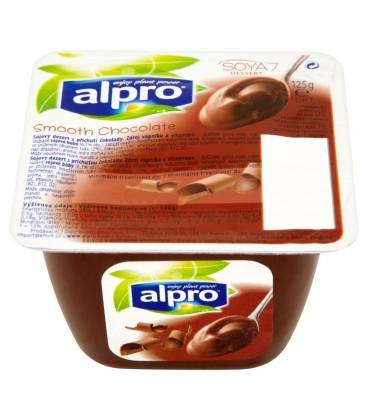 Alpro Soya Deser sojowy z czekoladą wapniem i witaminami 125 g