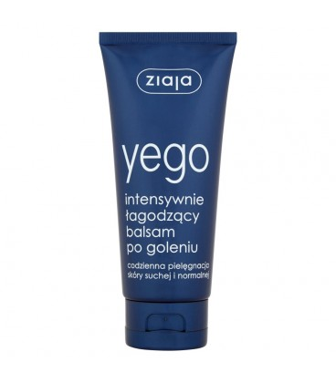 Ziaja Yego Intensywnie łagodzący balsam po goleniu 75 ml