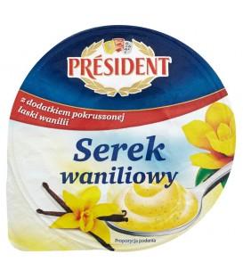 Président Serek waniliowy 200 g