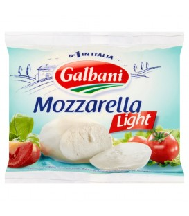 Galbani Mozzarella Light Ser 125 g