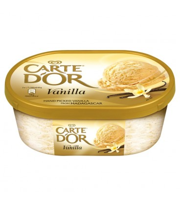 Carte D'Or Vanilla Lody 1000 ml