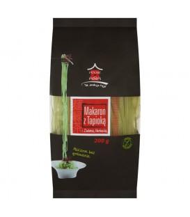 House of Asia Makaron z tapioką i zieloną herbatą 200 g
