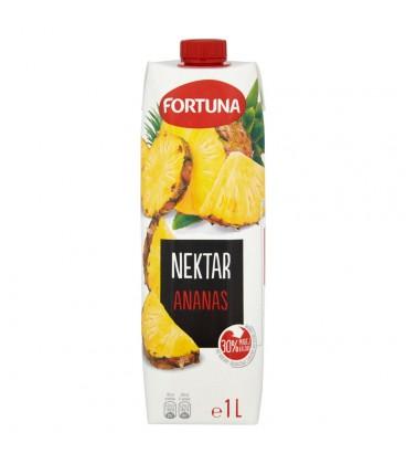 Fortuna Nektar z ananasów 1 l