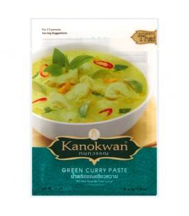 Kanokwan Zielona pasta curry 50 g