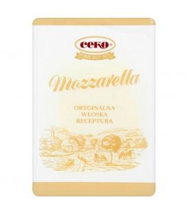Ceko Ser Mozzarella w plastrach 135 g