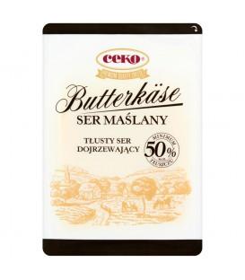 Ceko Butterkäse Ser maślany w plastrach 135 g