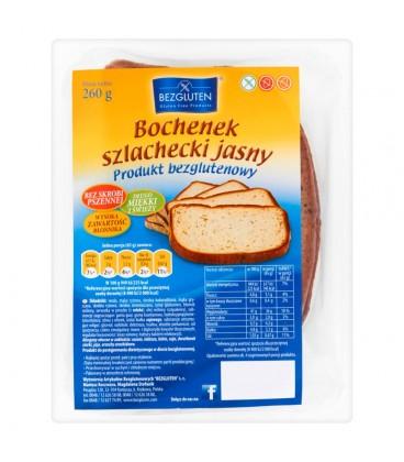 Bezgluten Bochenek szlachecki jasny 260 g