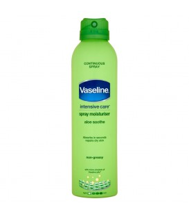 Vaseline Intensive Care Aloe Soothe Balsam do ciała w spray'u 190 ml