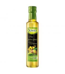 Oliwier Olej pistacjowy z olejem rzepakowym 250 ml