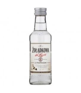 Żołądkowa Gorzka de Luxe z pieprzem Wódka smakowa 200 ml