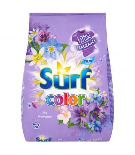 Surf Color Iris & Spring Rose Proszek do prania 1,4 kg (20 prań)