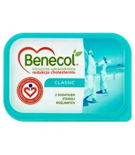 Benecol Classic Margaryna roślinna z dodatkiem stanoli roślinnych 225 g