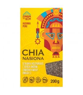 Casa Del Sur Chia nasiona 200 g
