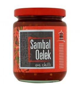 House of Asia Sambal Oelek Sos chilli 240 g